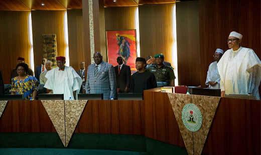 Photo: Federal Executive Counci