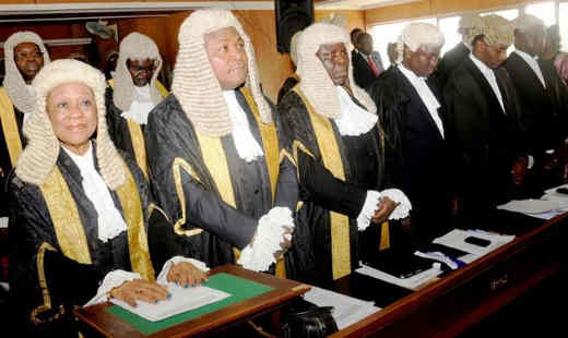 The Position Of The NJC On The Arrest Judges