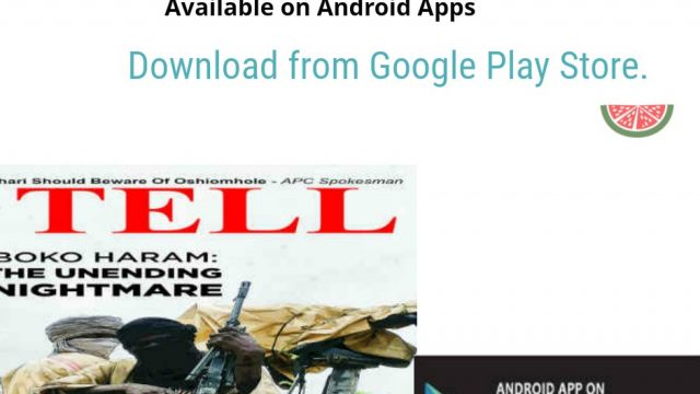 TELL Magazine Apps