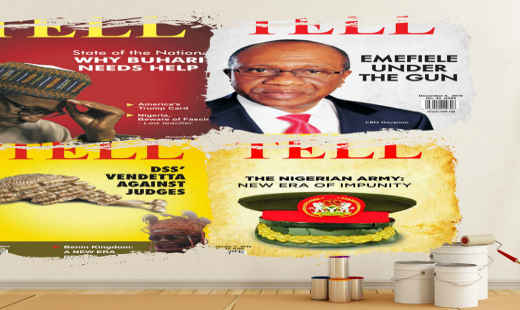 Tell Edition Cover Page