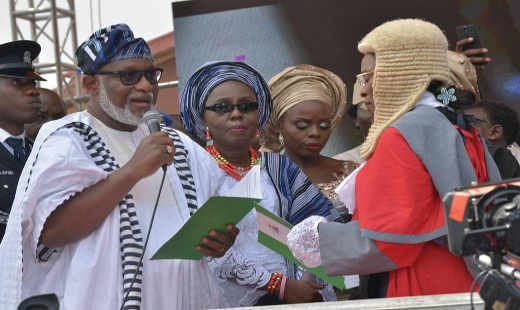 Rotimi Akeredolu Photo