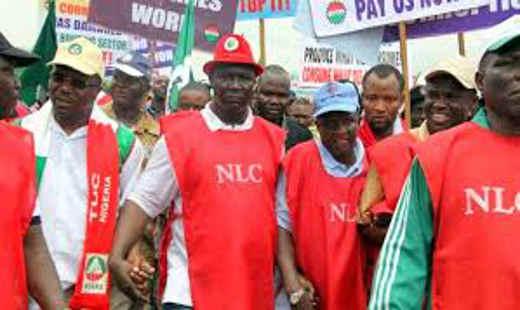 NLC, TUC Protest