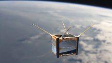 Nano-Satellite Photo