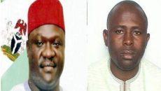 Abubakar Danladi and Herman Hembe Photo
