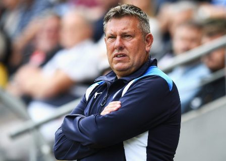 Shakespeare Quits Leicester photo
