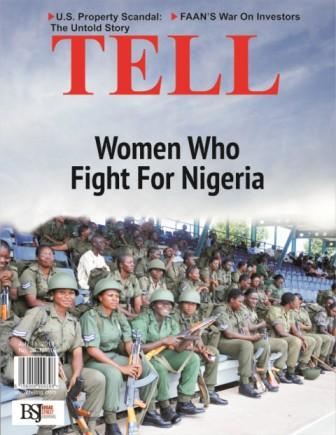Women Who Fight for Nigeria