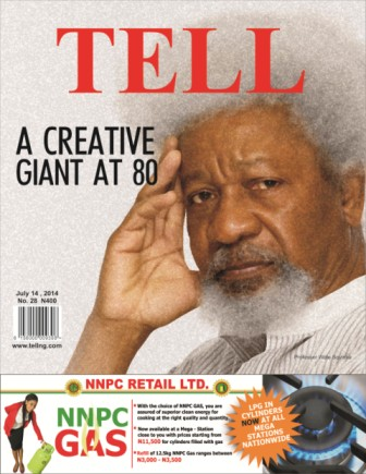 A Creative Giant At 80