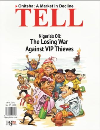 Nigeria's Oil: The Loosing War Against VIP Thieves