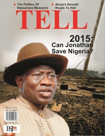 2015: Can Jonathan Save Nigeria?