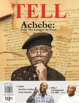 Achebe: Still No Longer At Ease