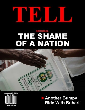 The Shame Of A Nation