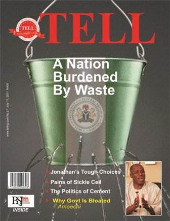 A Nation Burdened By Waste