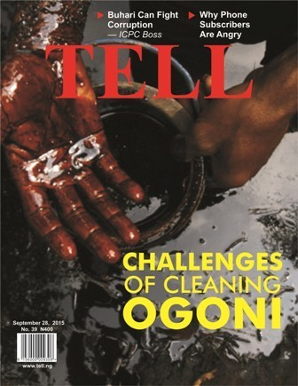 Challenges Of Cleaning Ogoni