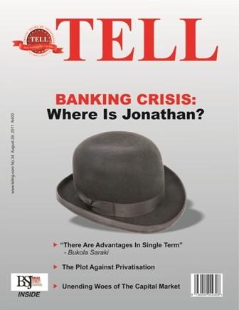 Banking Crisis: Where Is Jonathan?