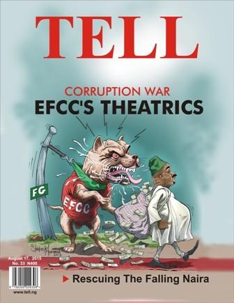 Corruption War: EFCC's Theatrics