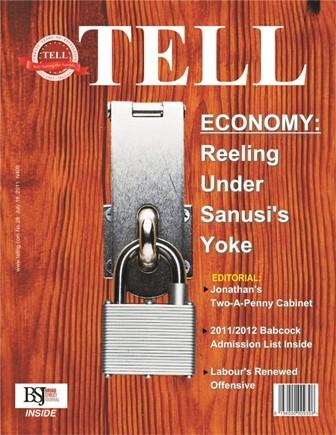 Economy: Reeling Under Sanusi's Yoke