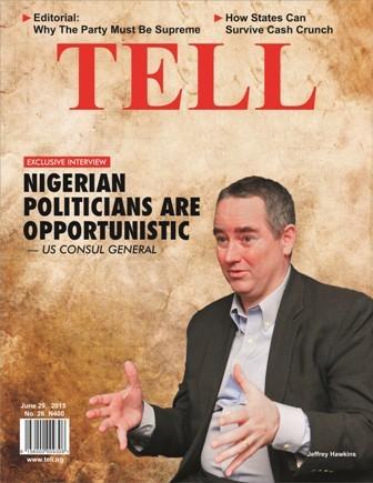 Nigerian Politician Are Opportunistic – US Consul General
