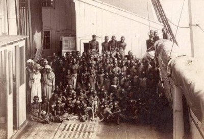 Trans-Atlantic Slave Trade Photo