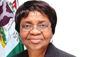 Professor Mojisola Adeyeye Photo