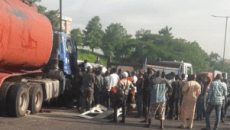 Many Feared Dead in Accident at Otedola Bridge, Lagos