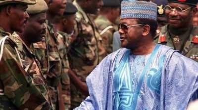 General Sani Abacha Photo