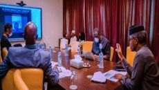 COVID-19 Challenge: Economic Sustainability Committee, National Assembly Leadership meet