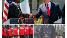 Buharu, Trump, EFCC & ICPC Photo