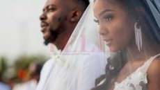 Adekunle Gold and Simi Welcome Baby Photo