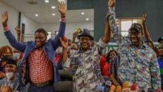 Wild Jubilation Over PDP, Obaseki's Victory