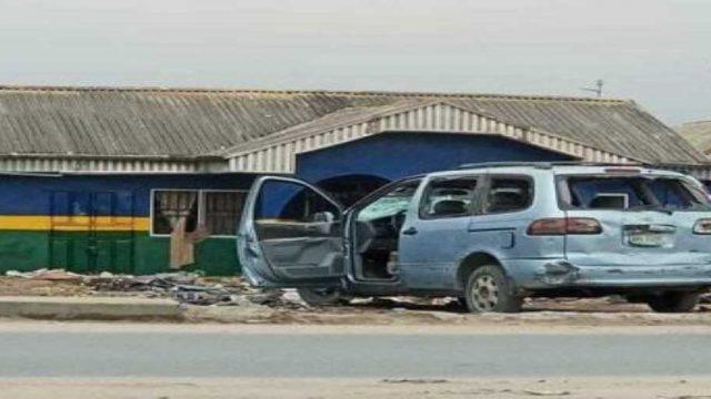 Oyigbo police station Photo