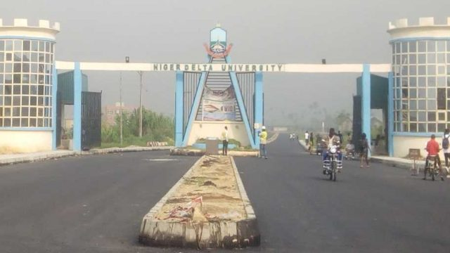 The Niger Delta University, NDU Photo