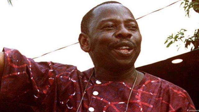 Ken Saro-Wiwa Photo