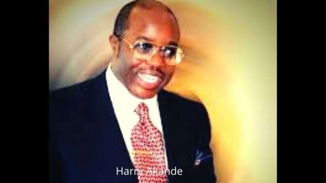 Harry Akande Photo