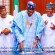 President Muhammadu Buhari, Wednesday, January 27, 2021, signing the CORONAVIRUS DISEASE (COVID-19) HEALTH PROTECTION REGULATIONS 2021 into law in Abuja Photo