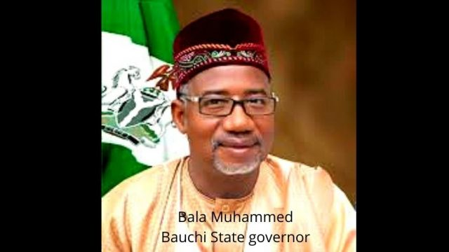 Bala Muhammed, Photo