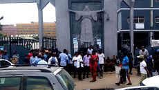 Court workers in Rivers State Photo