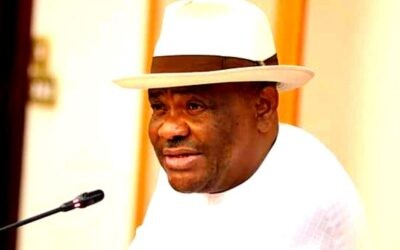 Rivers State Governor, Nyesom Wike,