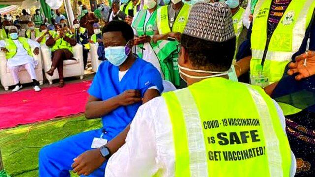 COVID-19 Vaccination in Edo