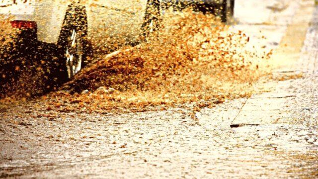 heavy rains photo