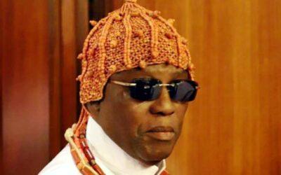 Oba of Benin Photo