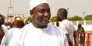 Gambian President-Elect Alive