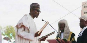 Buhari Sworn In As Nigeria's President