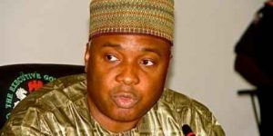 Saraki Names Galaudu, Olaniyonu as Aides