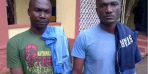 Ogun police parades fake soldiers