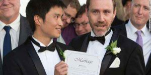US Supreme Court legalizes Gay Marriage