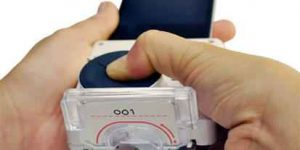 Smart phones to Conduct HIV Tests