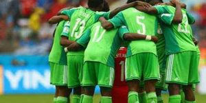 Nigeria Ranked 50th In Latest FIFA List