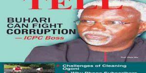 Buhari Can Fight Corruption – Ekpo Nta, ICPC