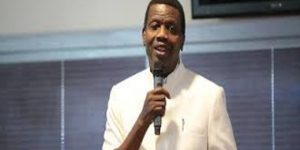 Adeboye Steps Down As G.O Of Redeemed Church