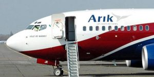 Arik In Turbulent Weather
